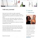 Amazin Newsletter n°0