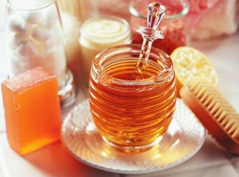 Une recette de grand mère: le miel, une gourmandise pour la peau