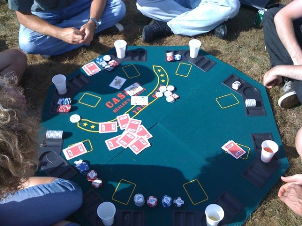 Le poker et moi