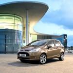 Le Ford Bmax un concentré d'innovations