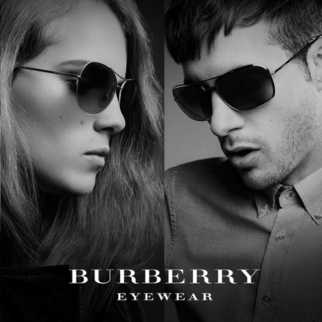 Burberry Eyewear-Printemps Eté 2012