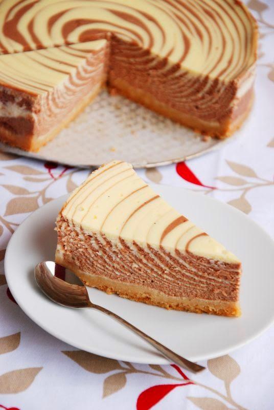 La vraie recette du cheesecake!