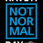 have a not normal day