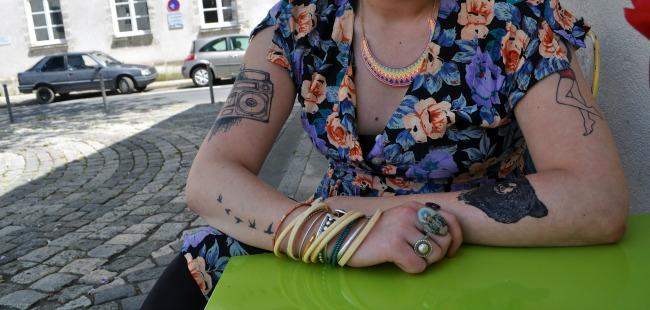 Louise tattoo