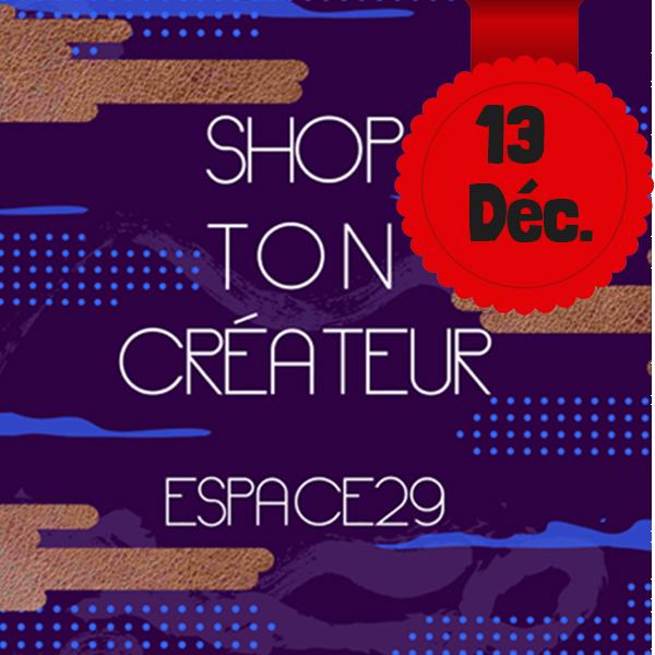 Shop ton créateur !
