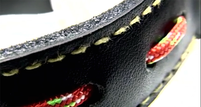 montre marine Farol_detail bracelet