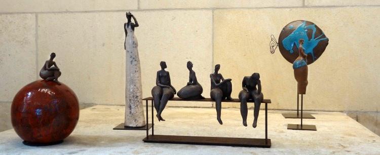 sculptures venus _ Veronique Chambert
