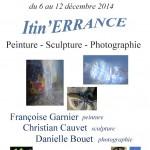 Itin'errance, un voyage en peinture sculpture et p...