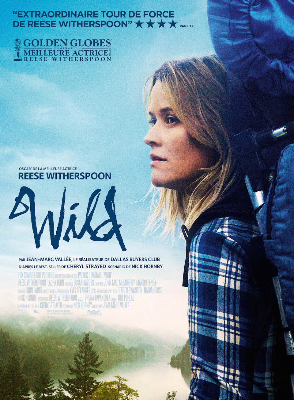 Reese Witherspoon est … WILD