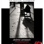 Affiche expo Jérôme Lemasson