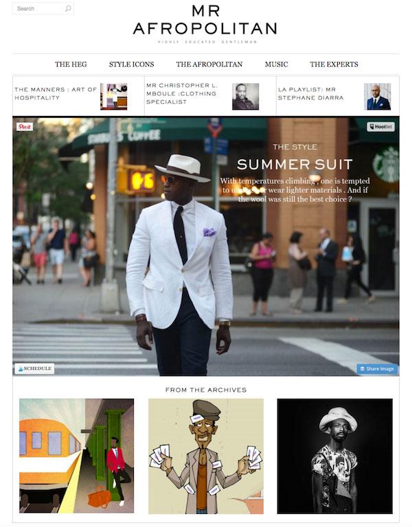 Les meilleurs blogs de mode masculine