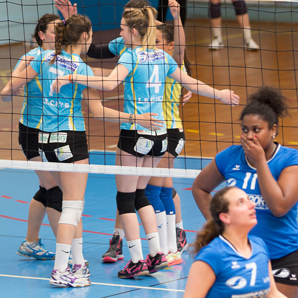 UGS La Rochelle – Chatelaillon-Plage VB , Superstars