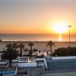 coucher soleil Agadir