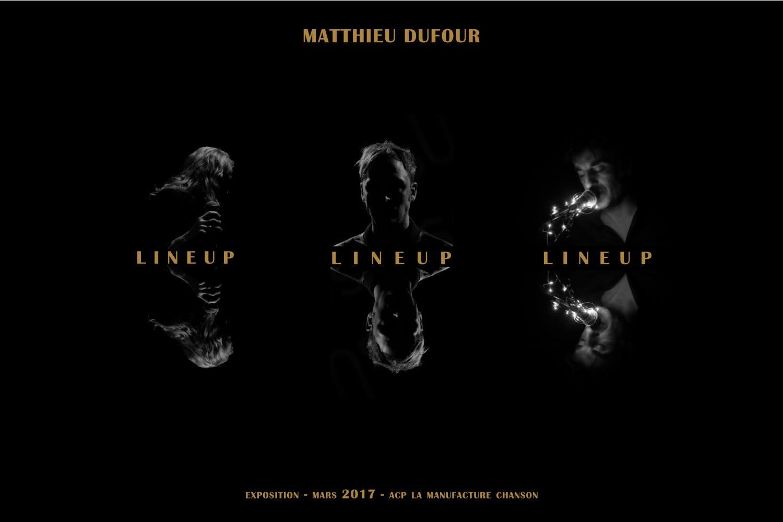 Lineup expo photo