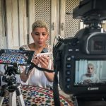 coulisse tournage video smartphone