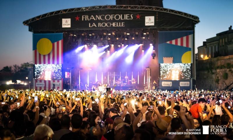 Francofolies 2021 : la programmation se précise